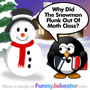 Funny Math Class Joke