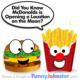 McDonalds Hamburger Joke