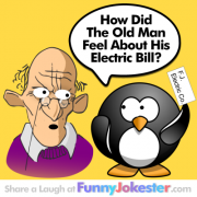 Funny Old Man Joke