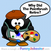 Funny Painter Joke