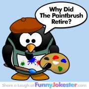 Funny Painter Joke