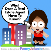Funny Real Estate Agent Joke!