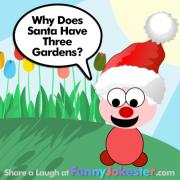 Funny Santa Claus Joke!