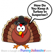 Thanksgiving Turkey Joke