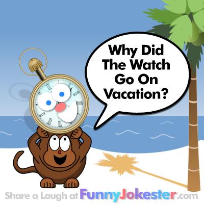 Funny Watch Joke