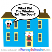 Funny Window Joke!