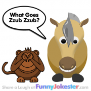 New Funny Zoo Joke for Kids
