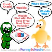 NEW Funny Knock Knock Joke!