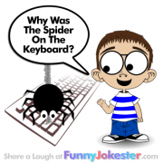 New Spider Joke Halloween Jokes
