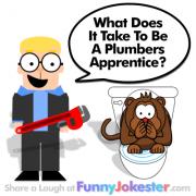 New Funny Plumber Joke