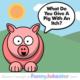 Pig Joke for Kids
