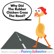 Rubber Chicken Joke