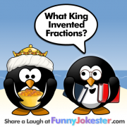 Fractions Joke