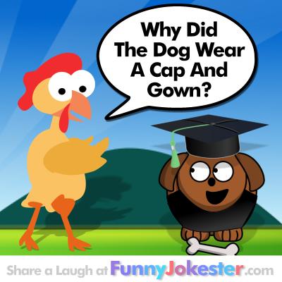 Funny Dog Joke