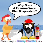 Funny Fireman Joke