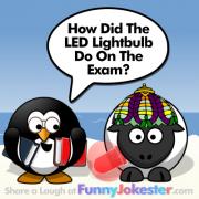 Funny LED Joke