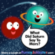 Funny Saturn Joke