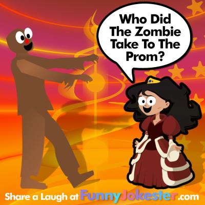 funny zombie joke 1  ment july 7 2014 funny zombie