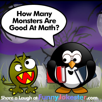 Monster Joke