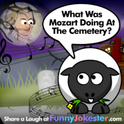 Mozart Joke