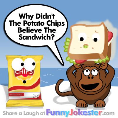 Potato Chips Joke