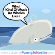 Whale Joke