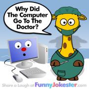 Computer and Doctor Joke