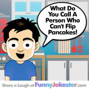 Funny Pancake Joke