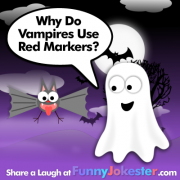 Vampire Joke for Kids